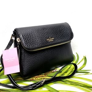 Kate Spade Leather Berrin Crossbody